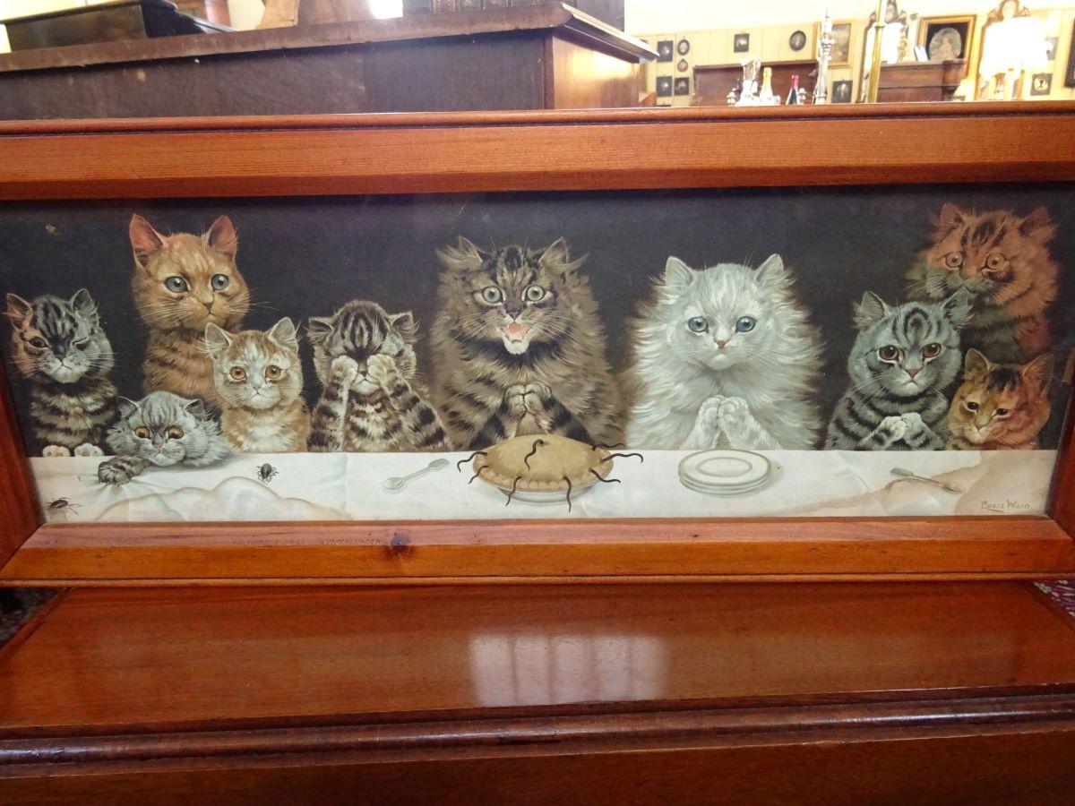 Cats Banquet - Louis Wain