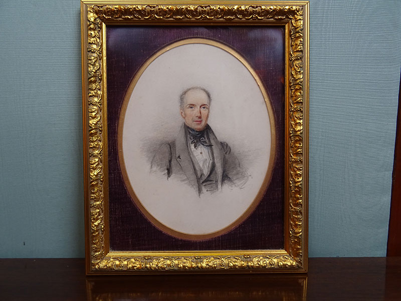 Thomas Overton: Portrait of a Gentleman