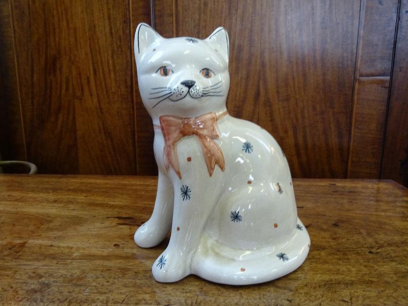 Rye Pottery Cat