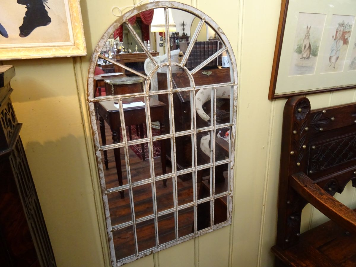 Arched Shaped Mirror